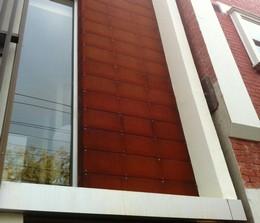 景观锈蚀钢板案例