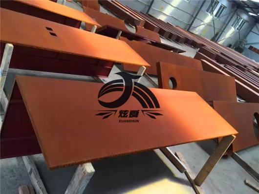 徐州钢板生锈:钢板厂家限产现货持续紧张价格稳步上升