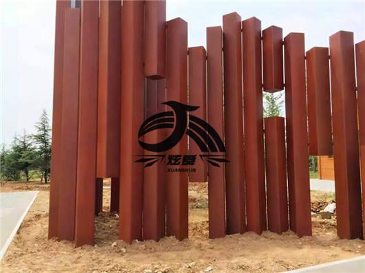 合肥耐候钢板厂家:价格也有些高位回落库存量无变化